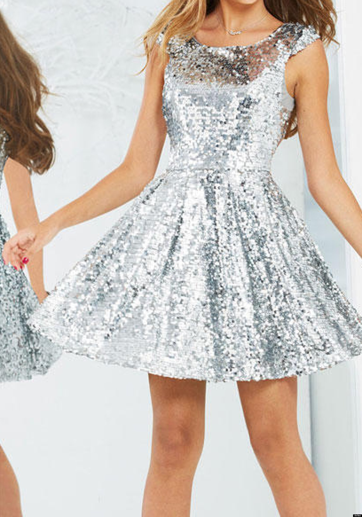 New Year S Eve Dresses 10 Sparkly Outfits To Wear When You Ring In 2017 Huffpost