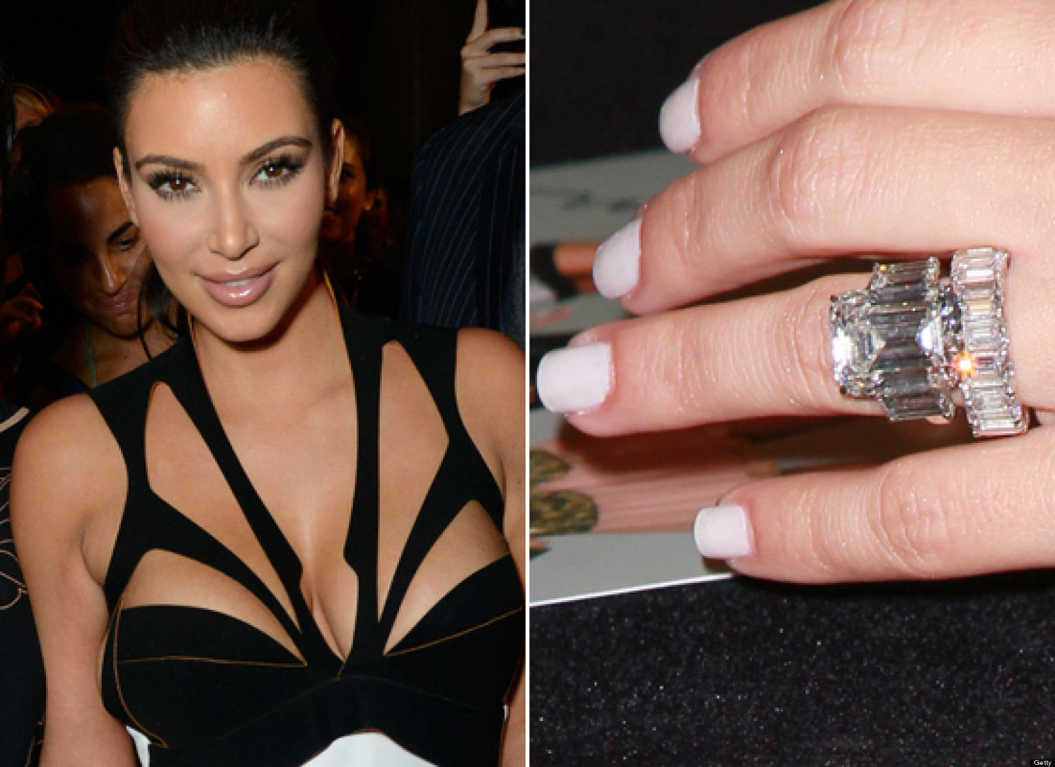 Celebrity Rings What These Divorced Stars Did With Their Engagement