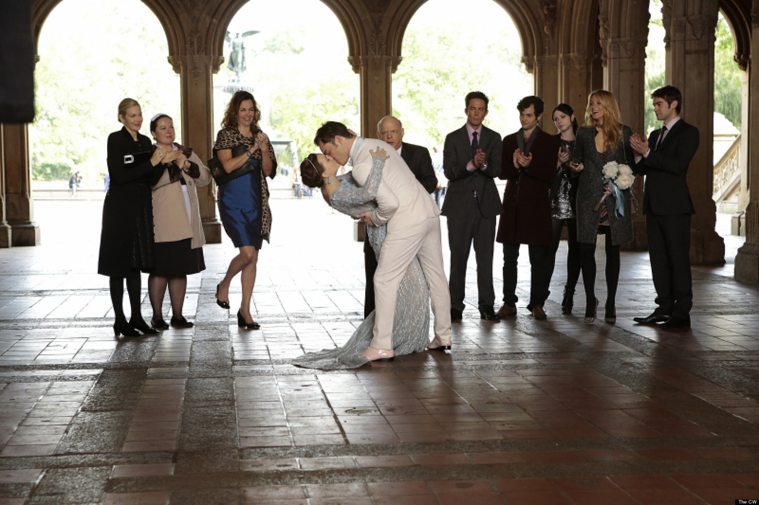u0026 39 gossip girl u0026 39  series finale recap  two weddings  a funeral