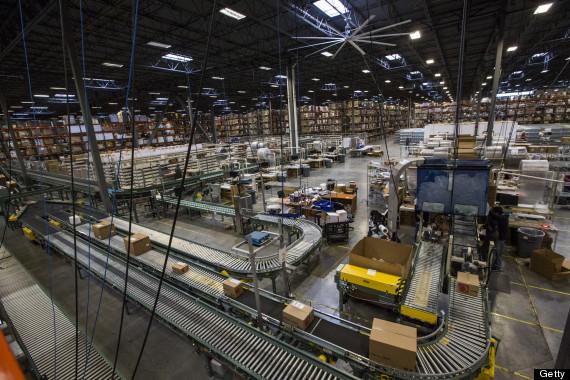 overstock warehouse