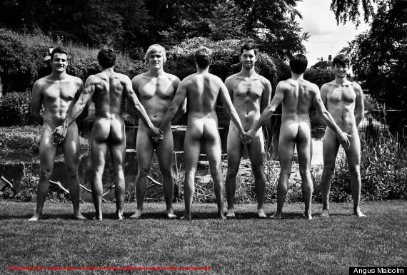 naked calendars
