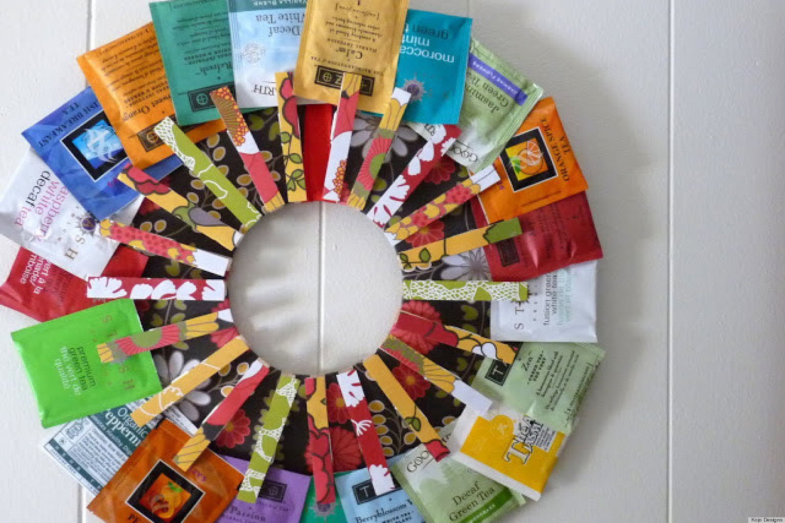 A Homemade Gift Idea For The Tea Fanatic On Your List | HuffPost