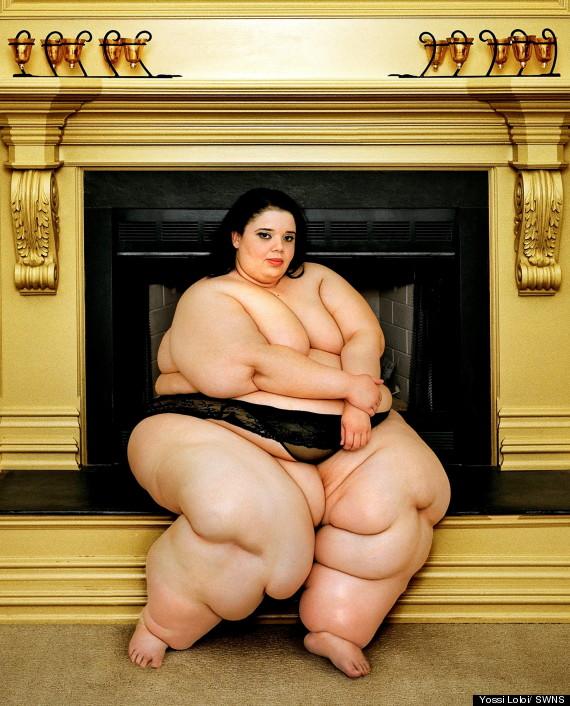 obese woman yossi loloi