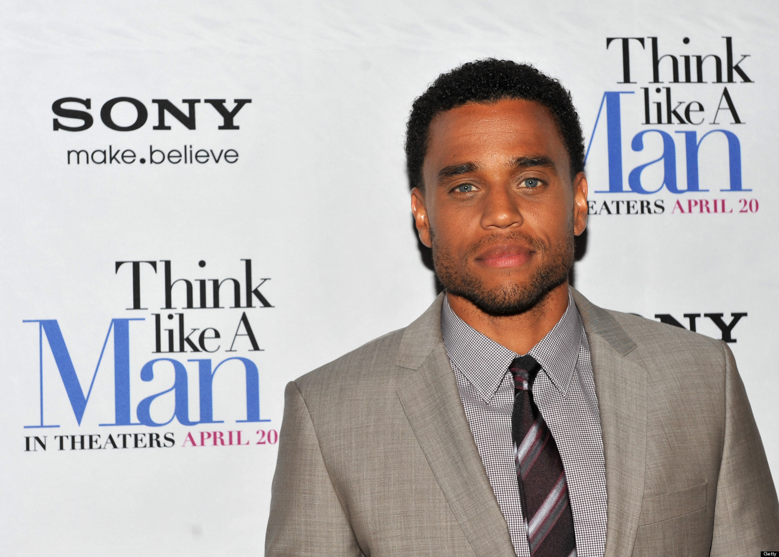 Michael ealy wife ethnicity