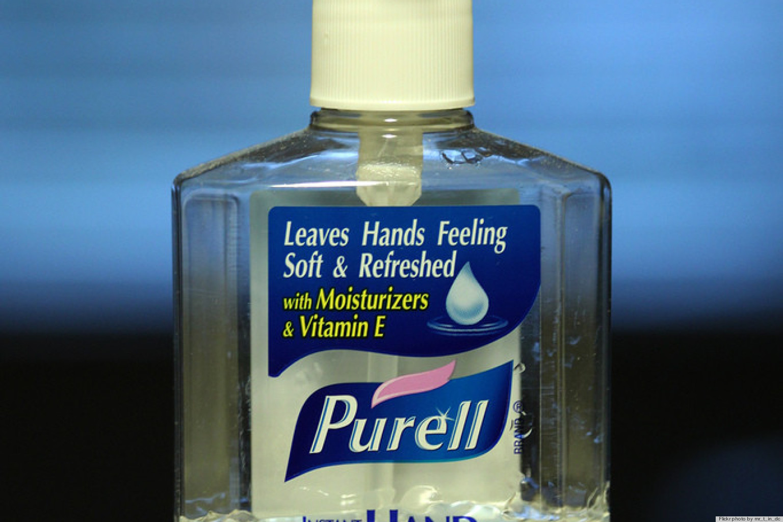 Remove Ink Stains With Hand Sanitizer To Avoid An Embarrassing Situation |  HuffPost