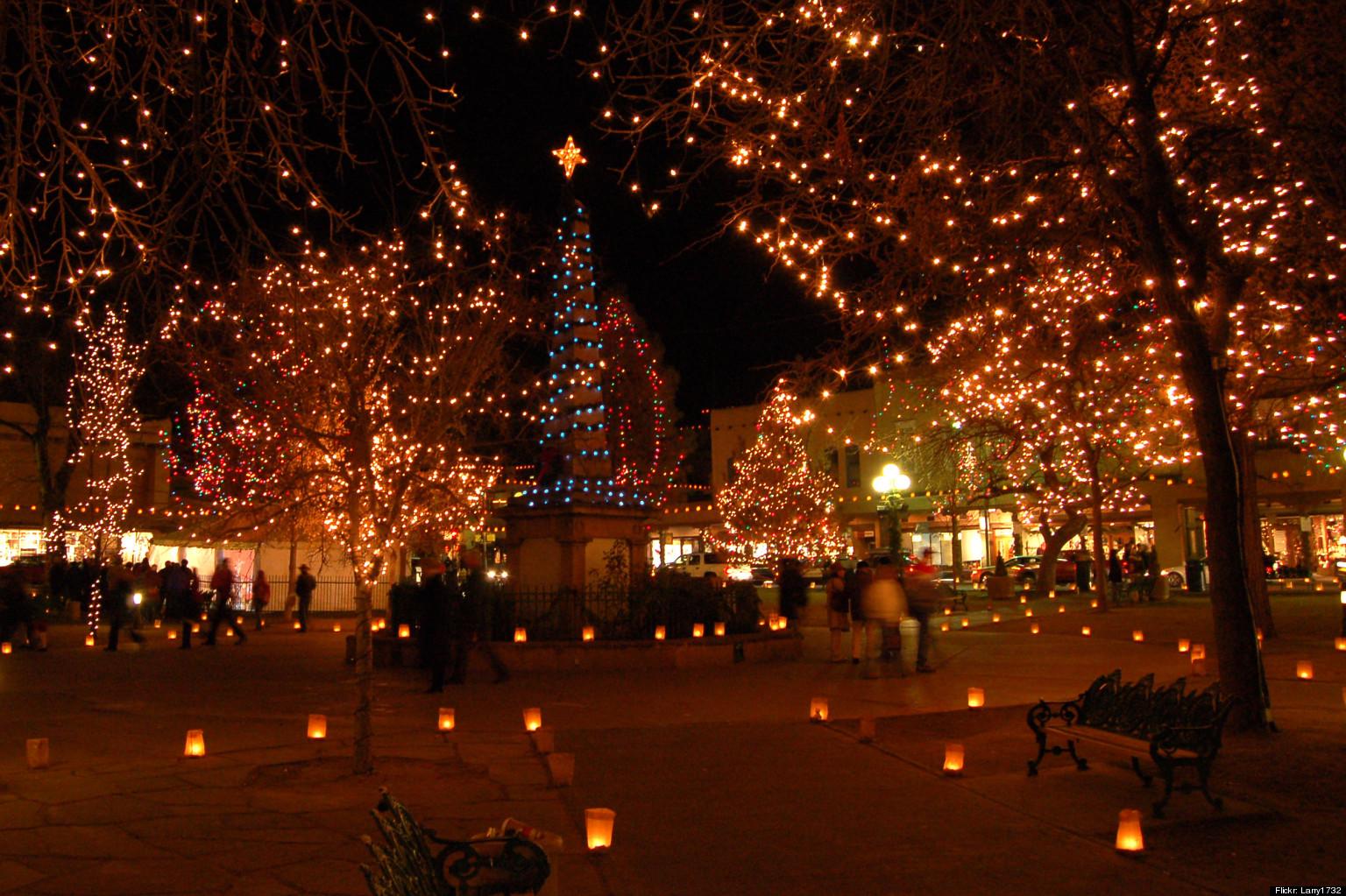 Visit Festive Santa Fe | HuffPost