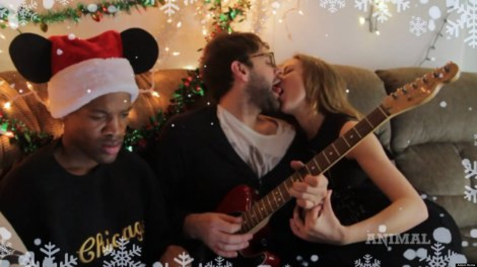 Merry Indie Xmas' Does Christmas Carols As Mumford & Sons, Bon ...