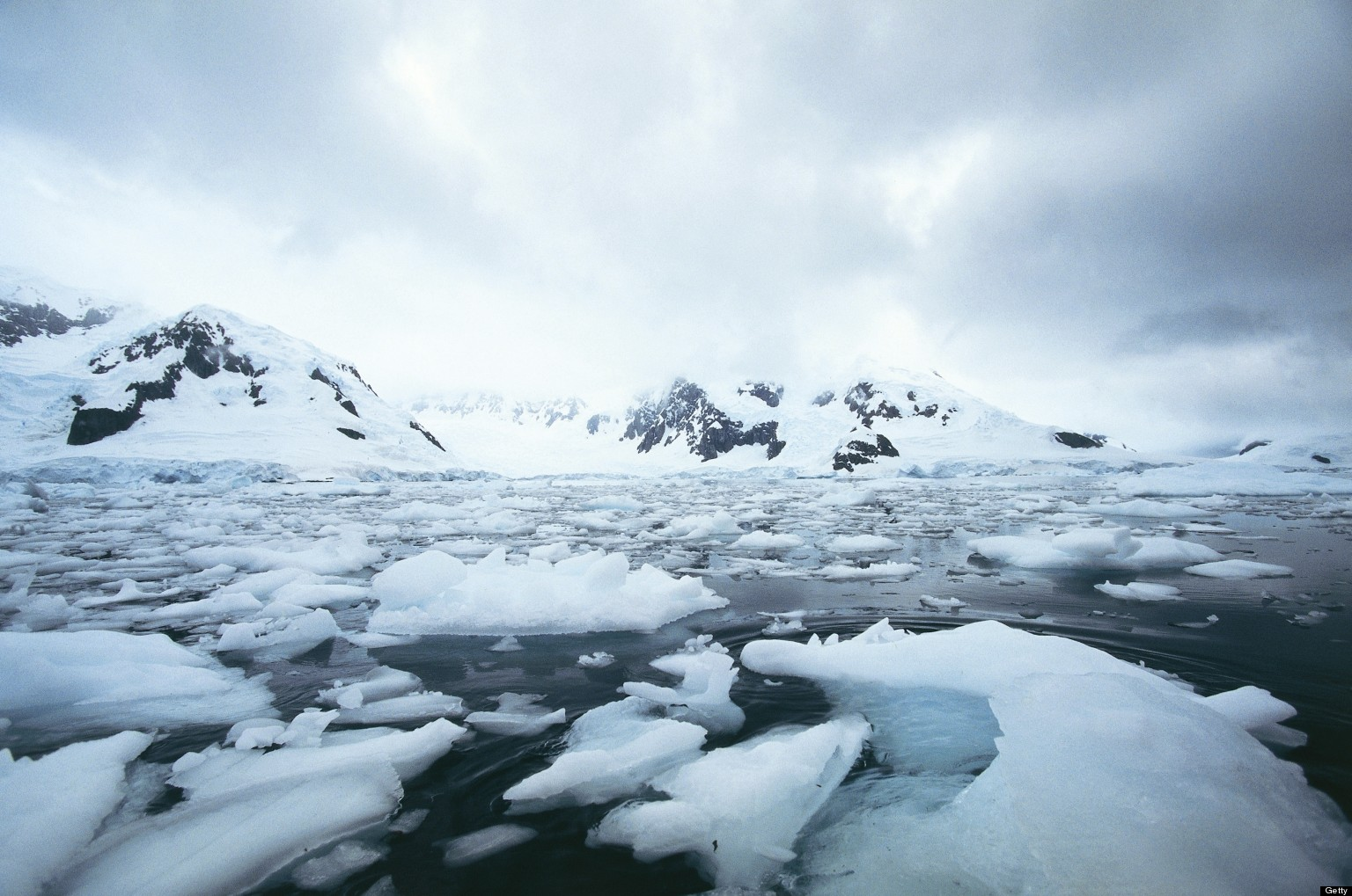 the dangers of ice melting in antarctica