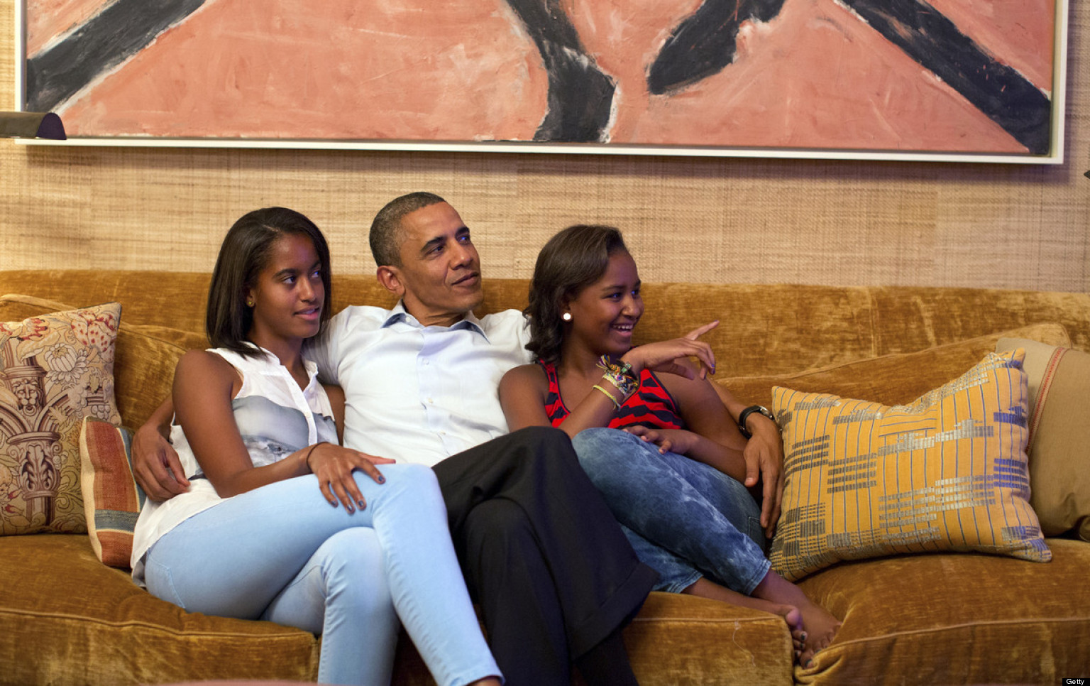 Growing Up In The White House  What It s Like To Be Sasha And Malia Obama    HuffPost. Growing Up In The White House  What It s Like To Be Sasha And