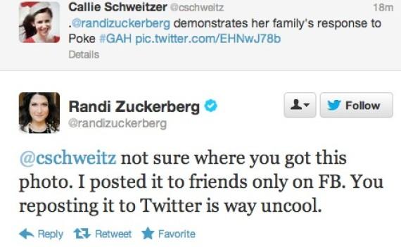 randi zuckerberg