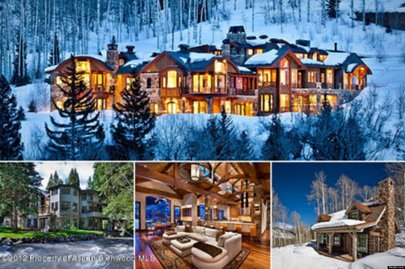 Aspen 39 s top 10 most expensive homes according to realtor for Most luxurious house