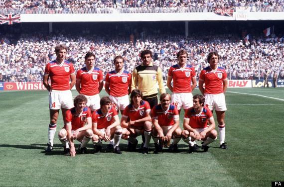 england 1982 world cup