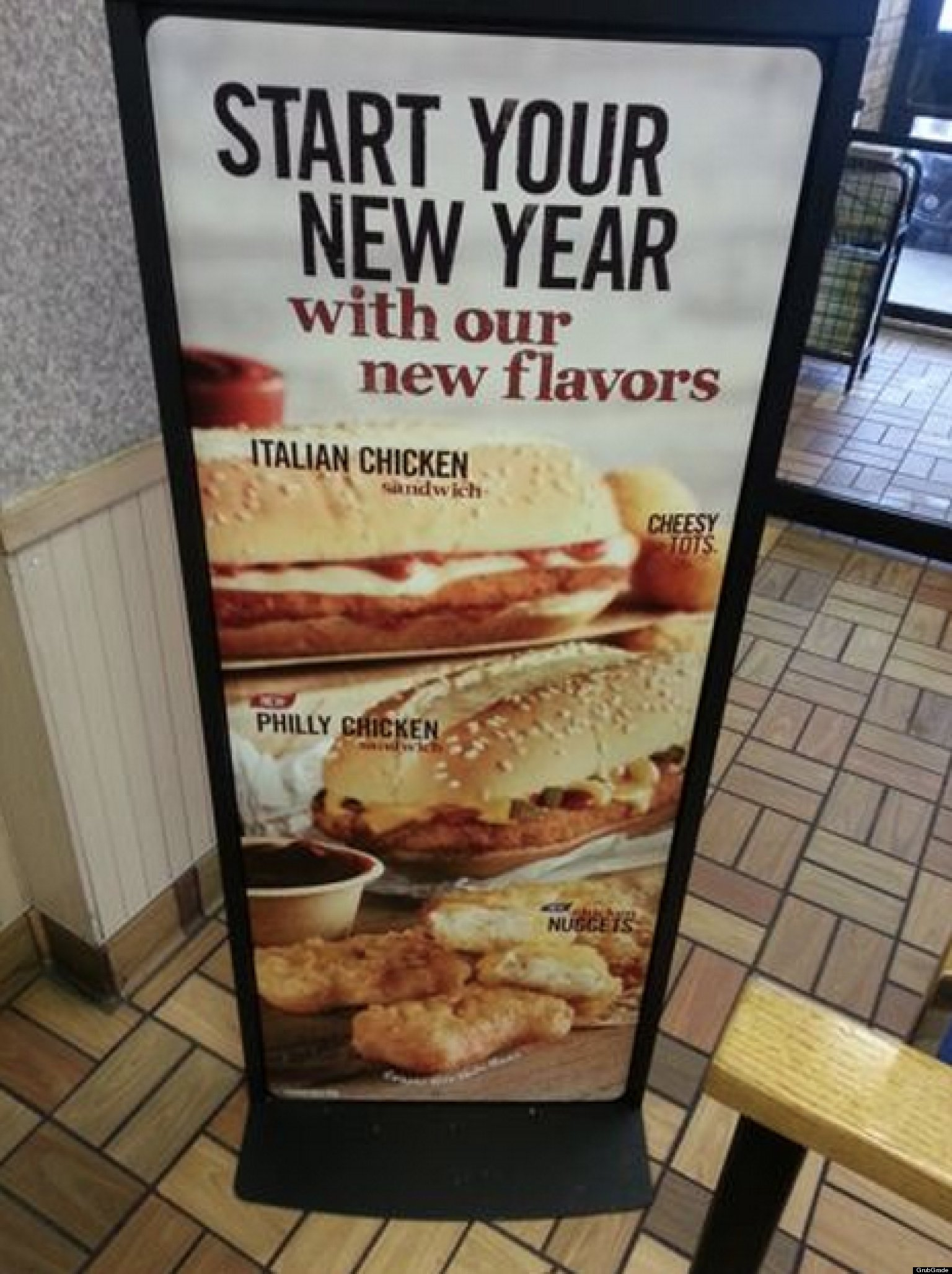 Spotted New Burger King Menu Items For 2013