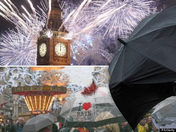 news years eve rain