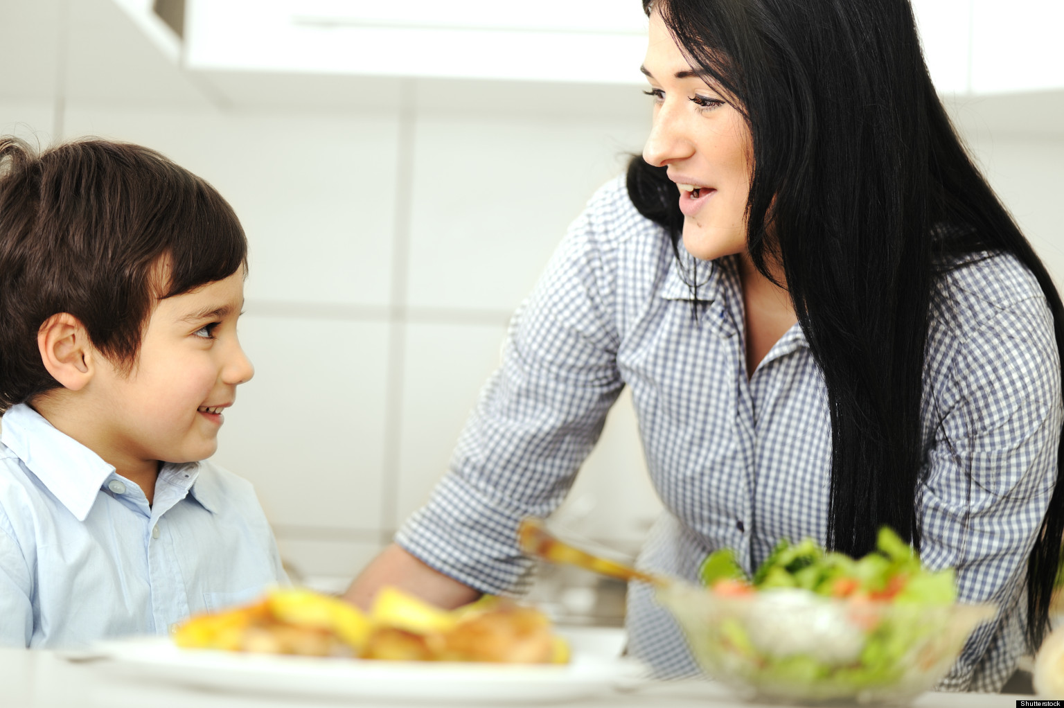 Hispanic Mothers Have Difficulty Adapting To U.S. Food Culture ...