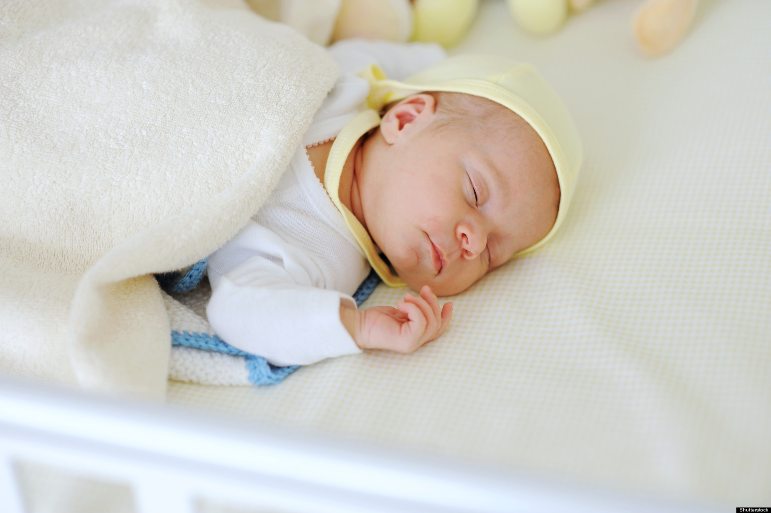 Smart Baby Suit Works To Prevent Sudden Infant Deaths ...
