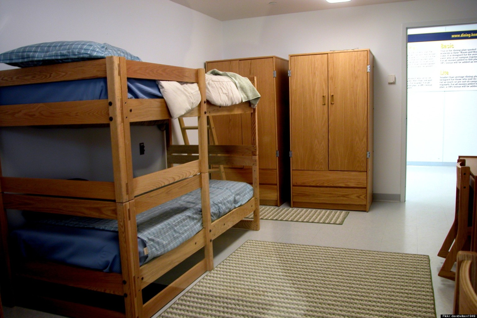The Colleges With The Worst Dorms Princeton Review List