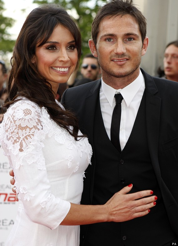 christine bleakley frank lampard