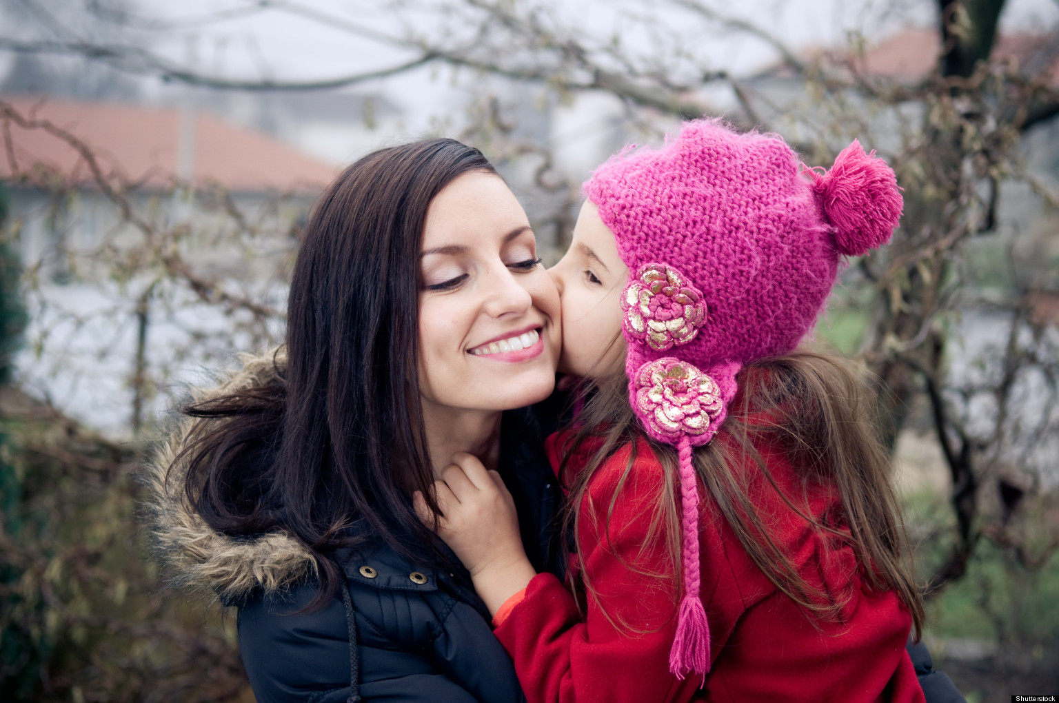 Mom And Daugther