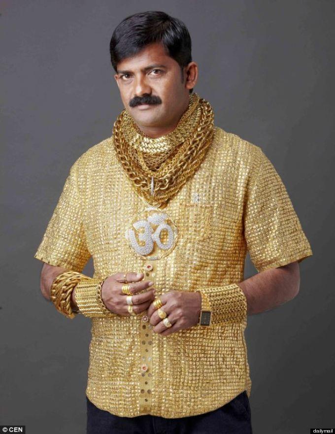 maglia oro