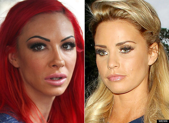 jodie marsh katie price
