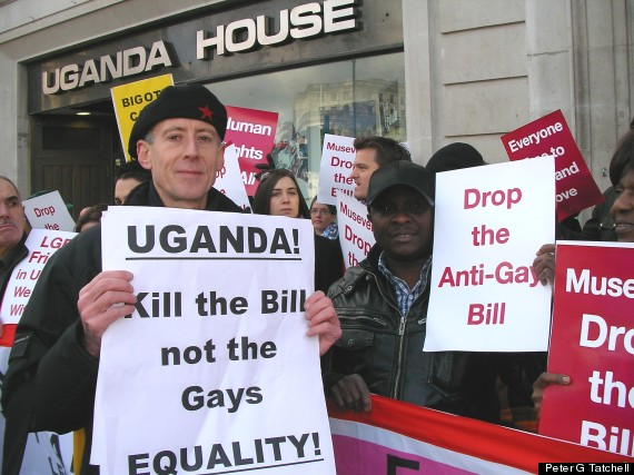 uganda demo 5 dec 12