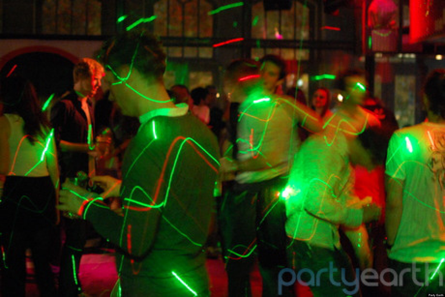 The Best Dance Spots In Amsterdam Huffpost
