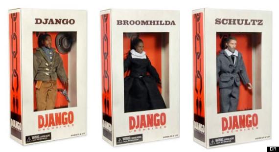 django figurines