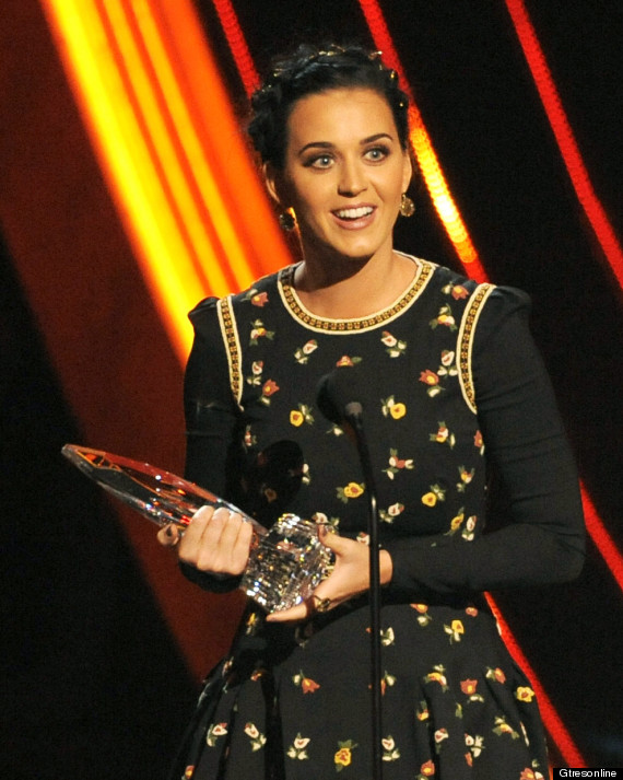 peoples choice katy perry