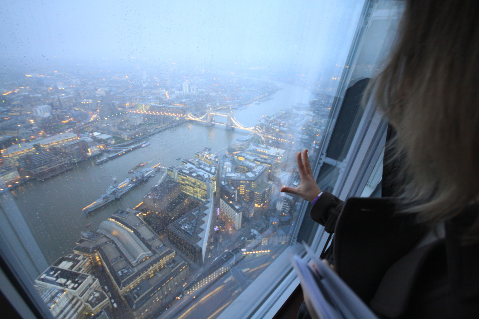 View from the shard package deals