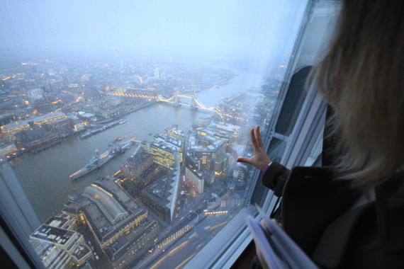 the shard drizzle
