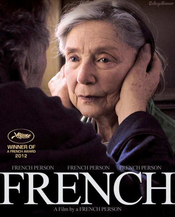 french amour spoof