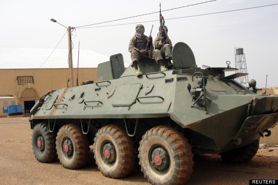 armée française mali
