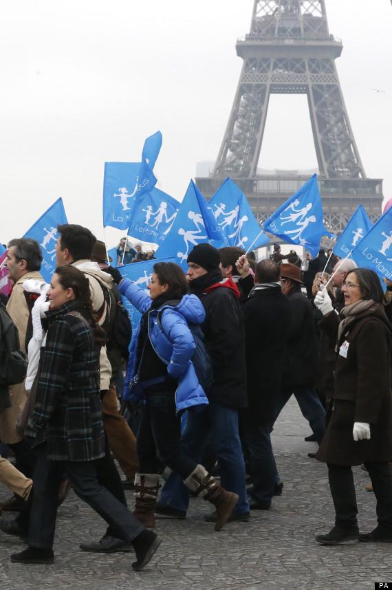 france gay march