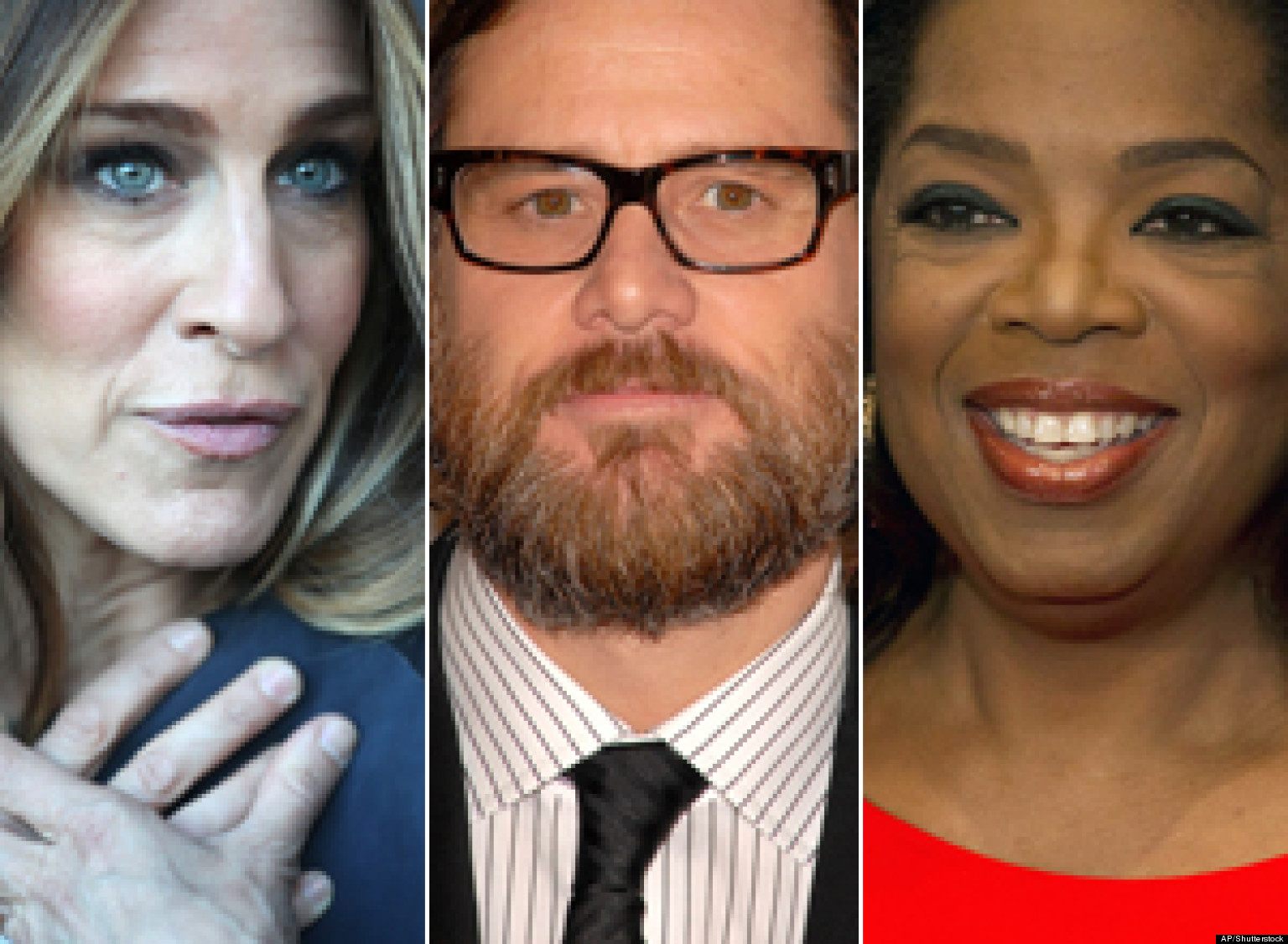 Truly Inspiring RagsToRiches Stories HuffPost - 10 celebrities went rags riches
