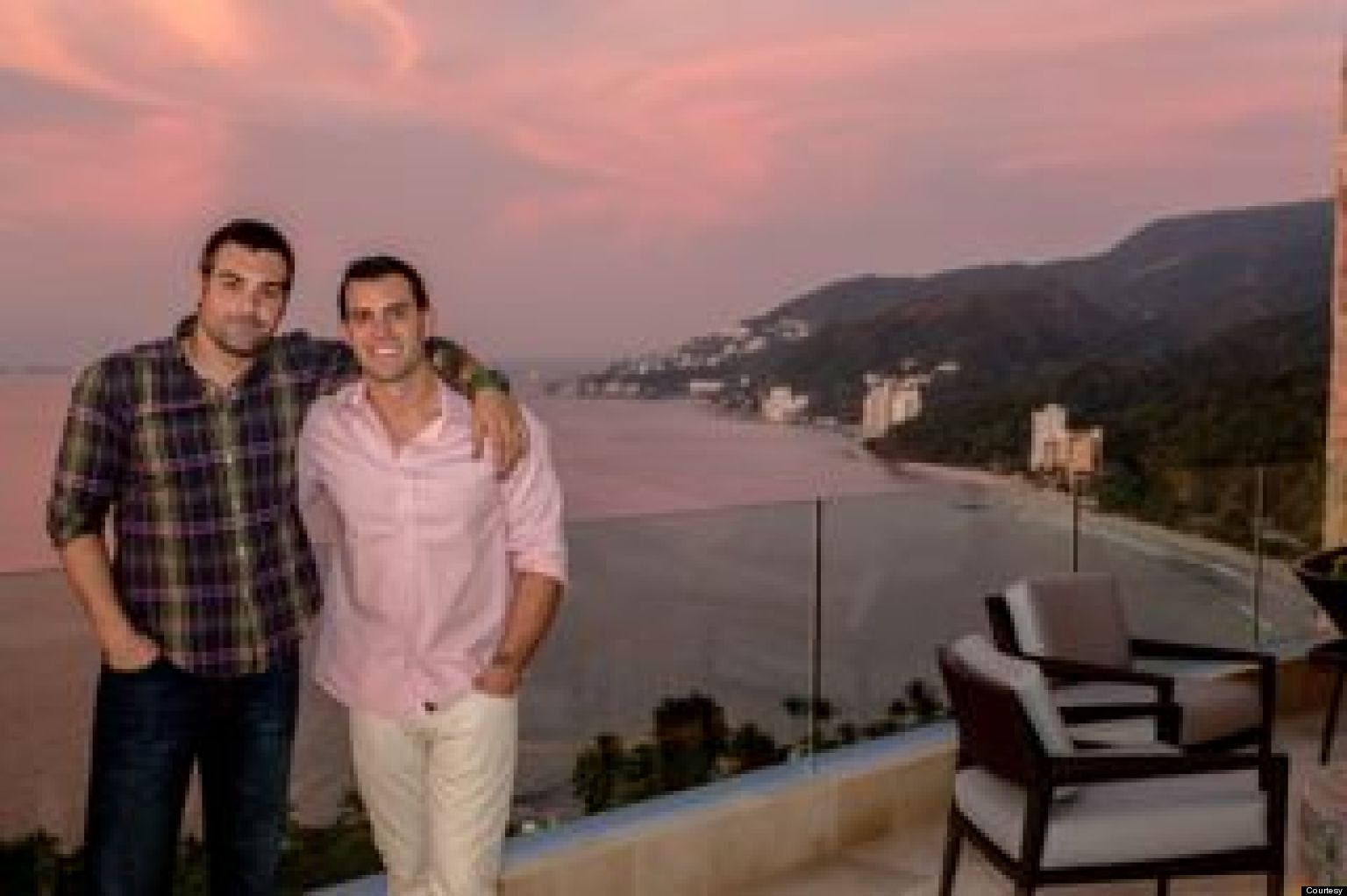 Design Is A Family Affair For Cousins On Call Stars Anthony Carrino And  John Colaneri | HuffPost