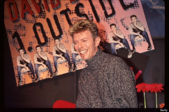david bowie at hmv
