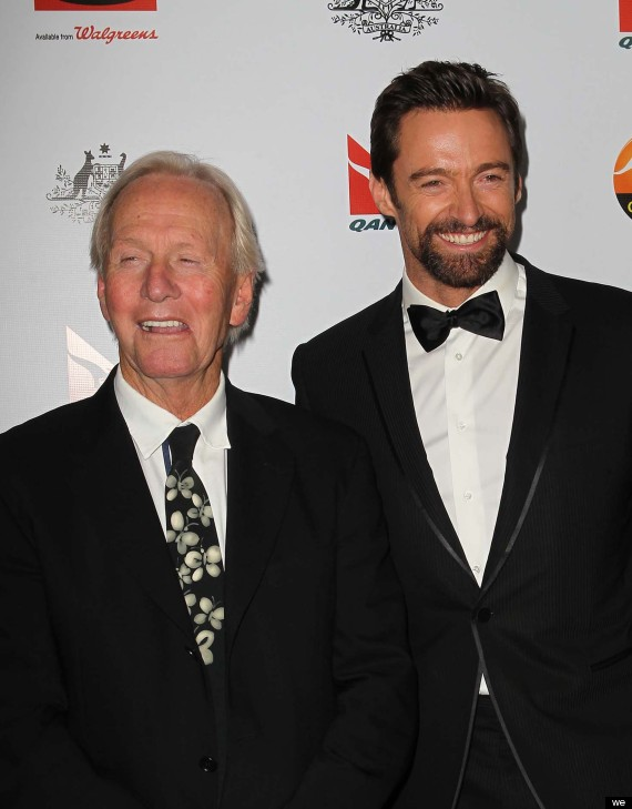 paul hogan hugh jackman