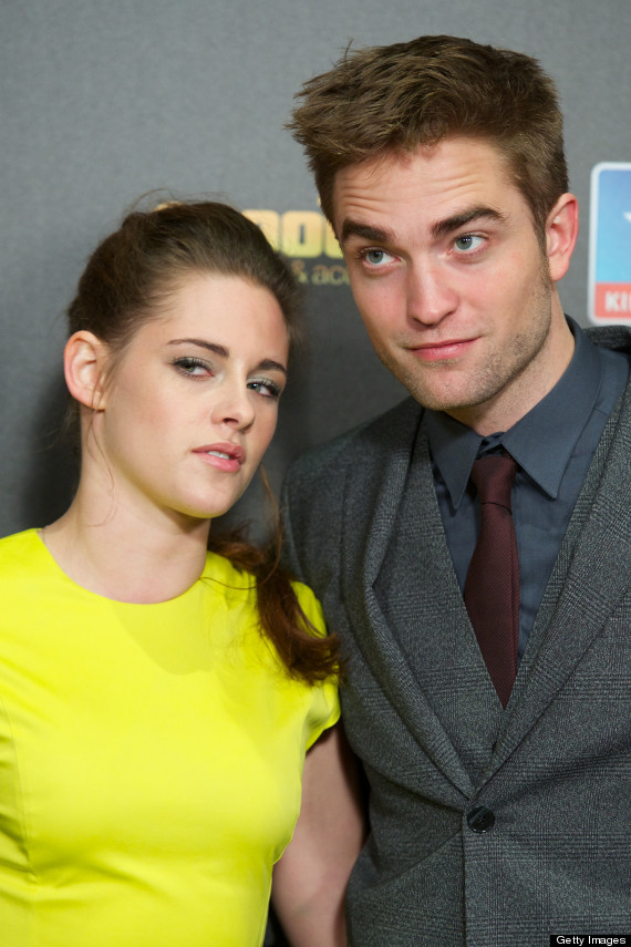 robert pattinson kristen stewart