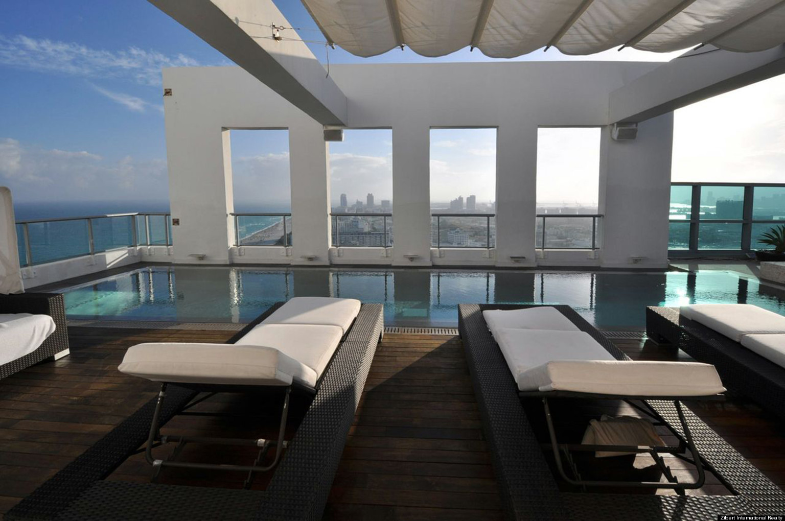27 Million Setai Penthouse Used By Madonna Is Most