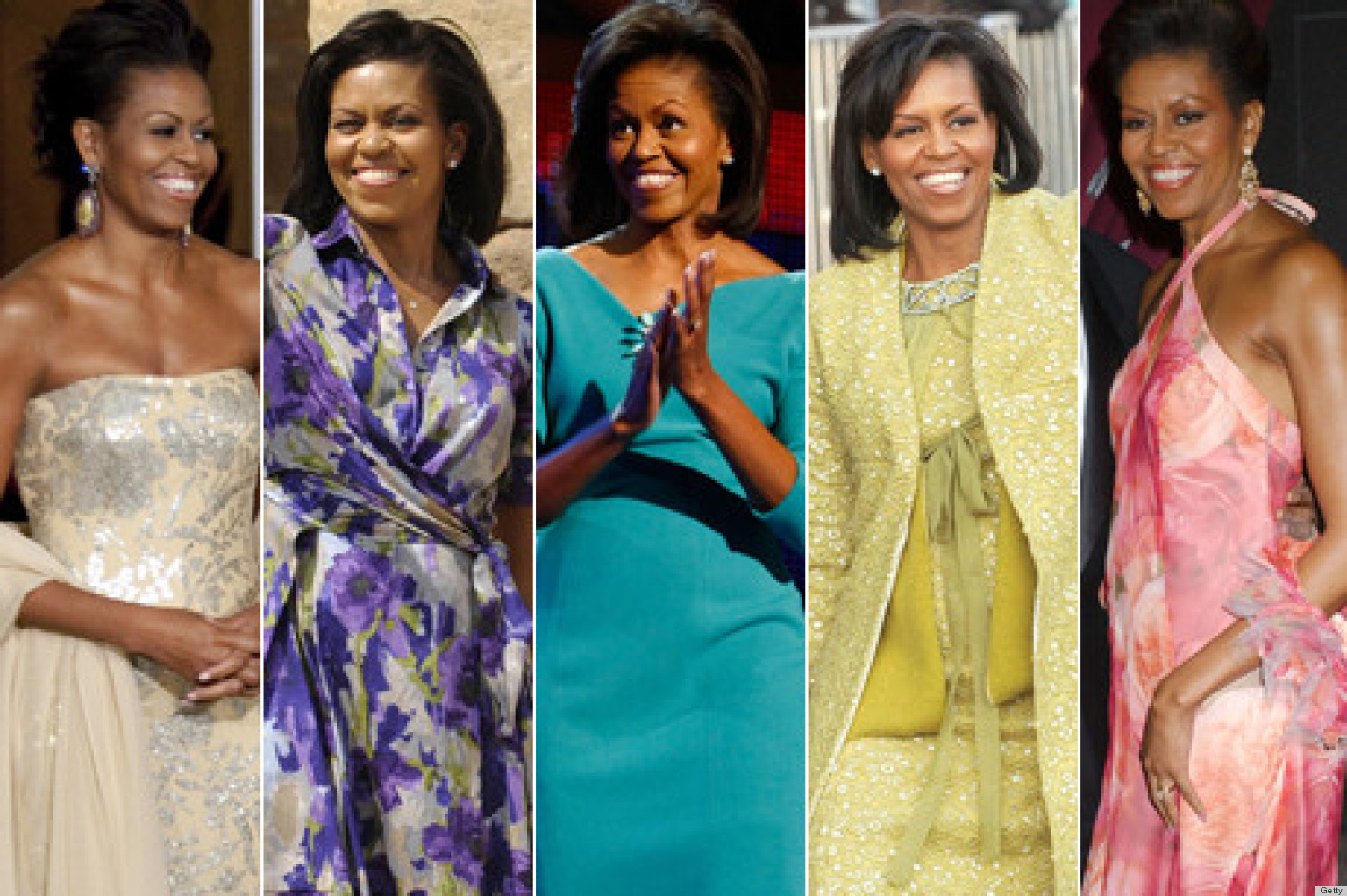 Michelle Obama Birthday See Her Best 49 Outfits Of All
