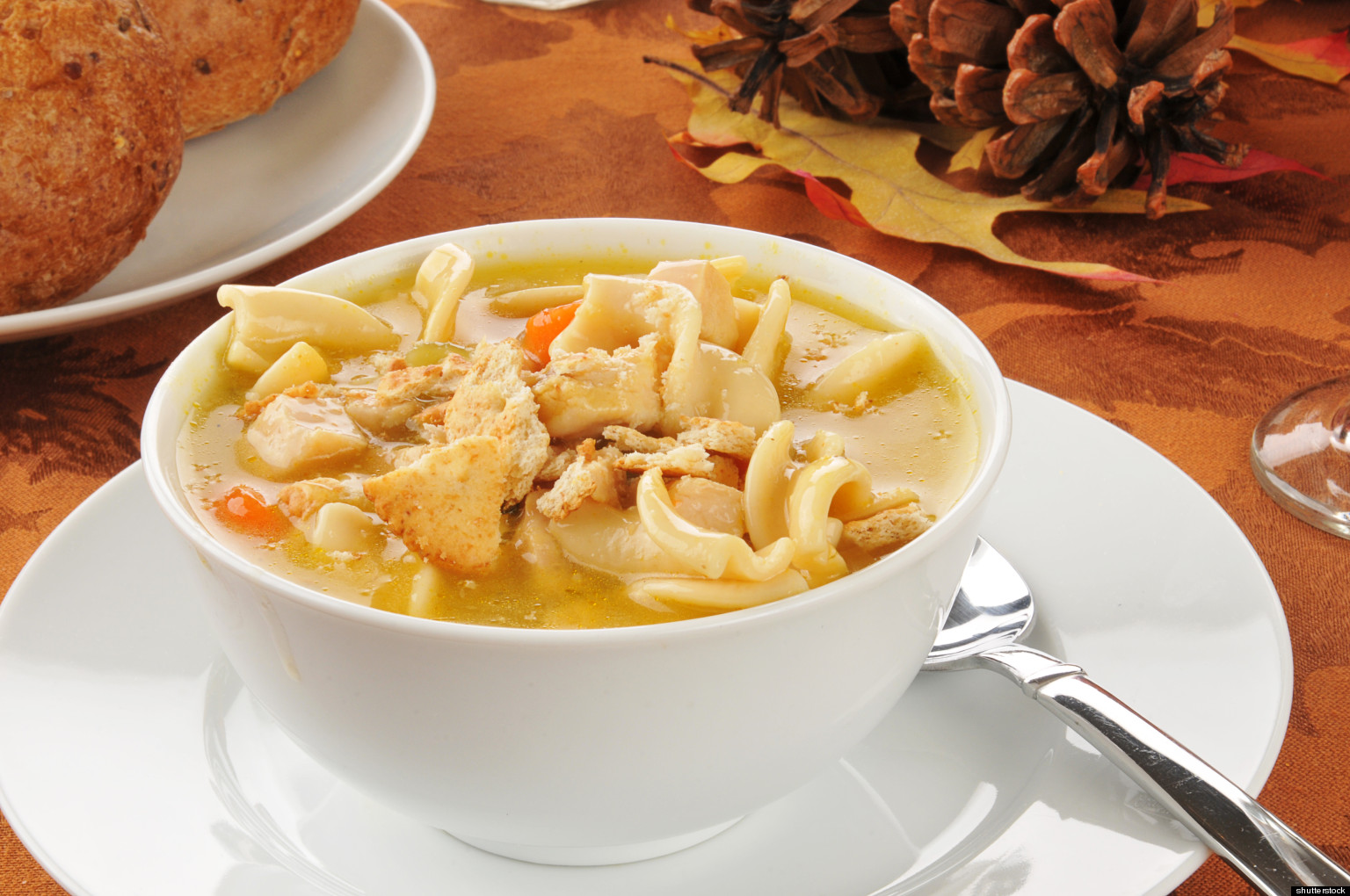 Chicken noodle soup one flu metric we 39 ve never thought of for What vegetables to put in chicken noodle soup