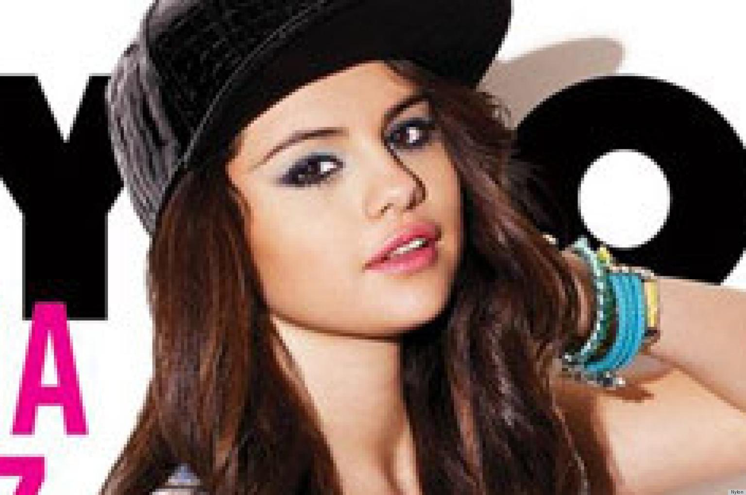 Selena Gomez's Nylon Cover Photo Is Not Her Best Look