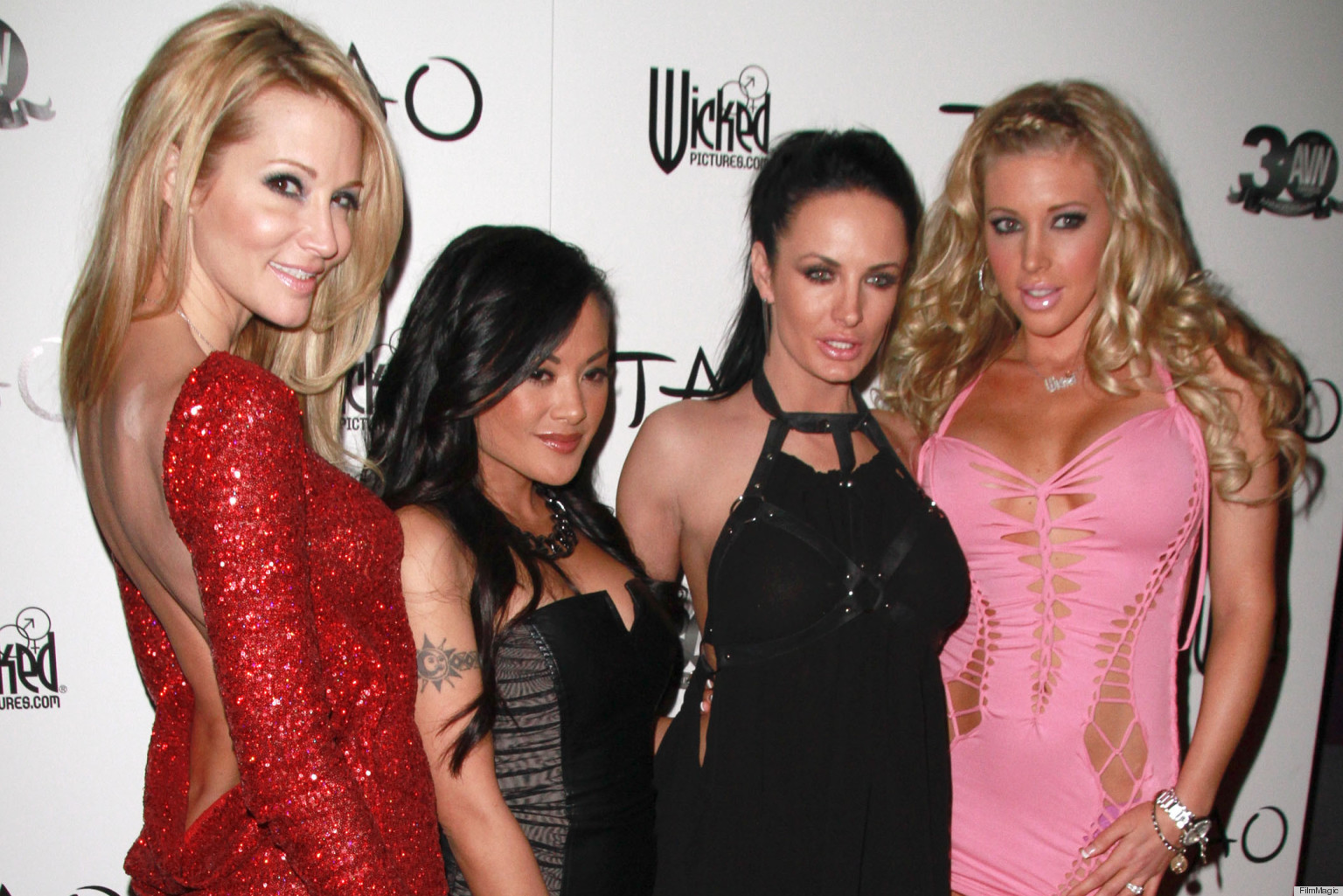 AVN Awards Pre Party Brings Showcases Porn Stars Fashion Sense PHOTOS