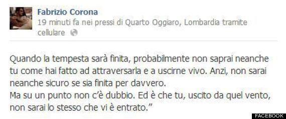 corona facebook
