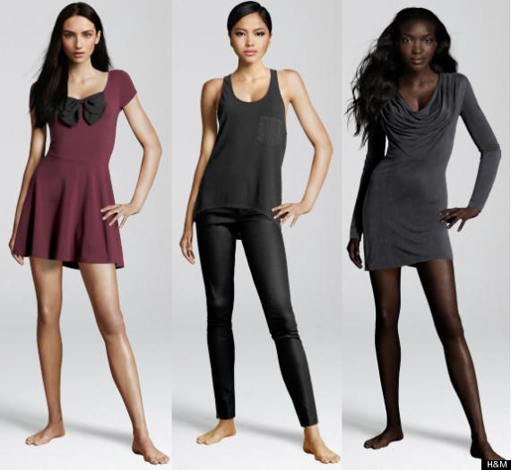 hm women models