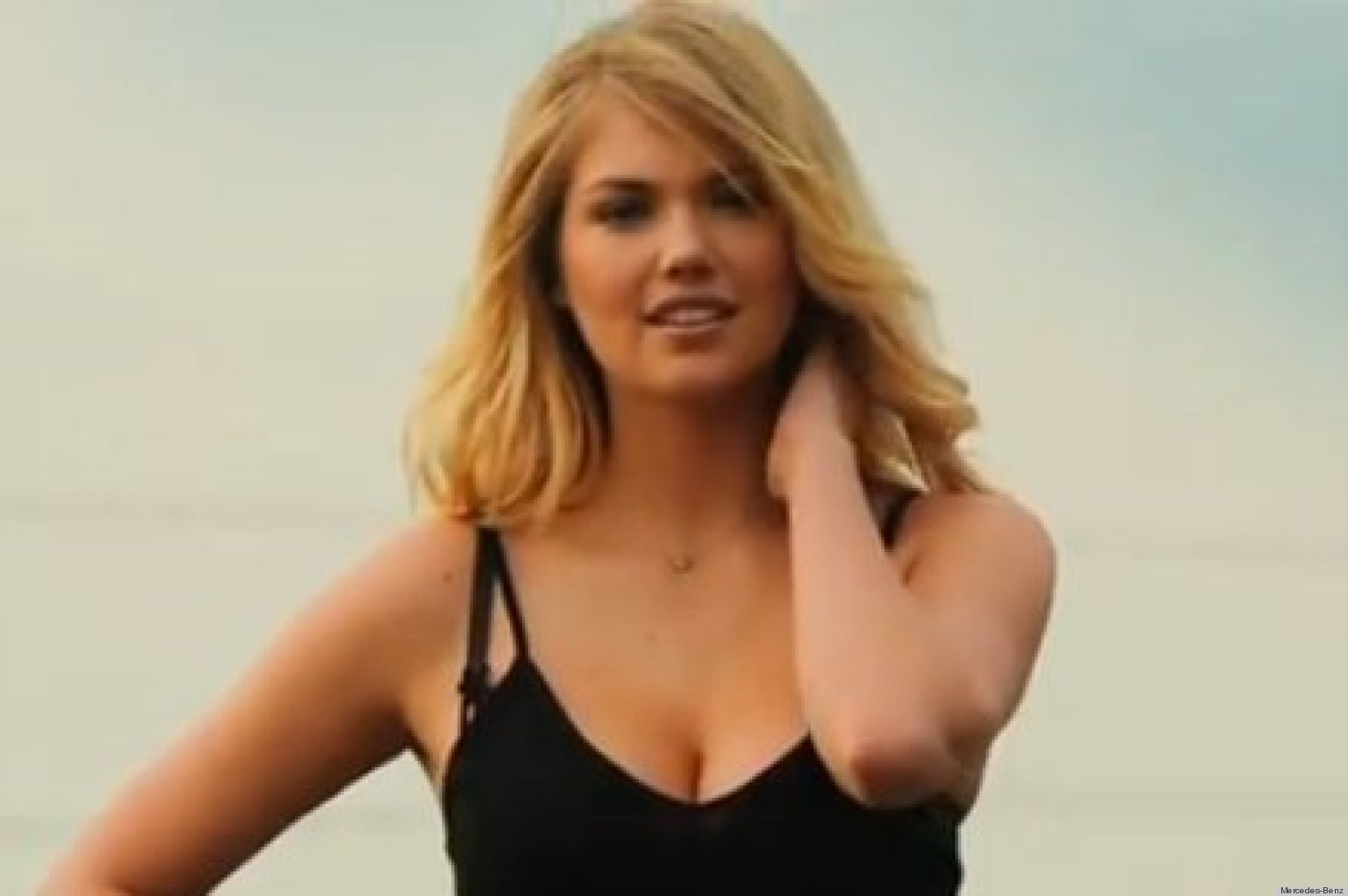 kate upton 'leaked' super bowl commercial is almost what you'd