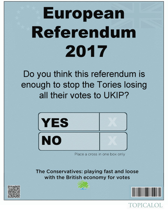 referendum spoof