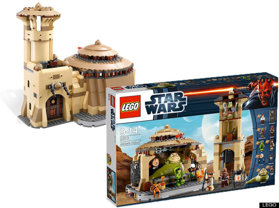 Lego Denies It Is Retiring Jabbas Palace Set Because Of Racism