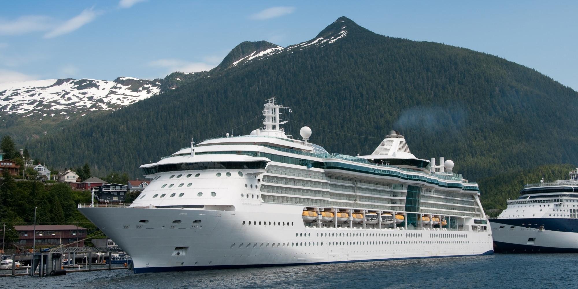 Alaska cruise ship photos